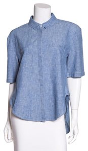 Frame Denim Button Down Shirt