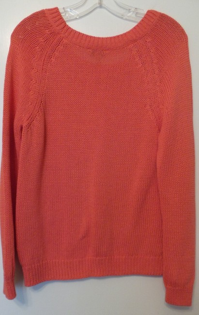 Banana Republic Milly Cotton Medium Oversized Sweater Image 2