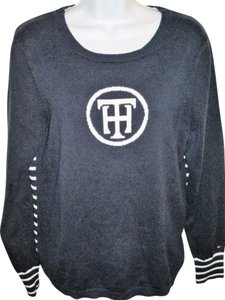 Tommy Hilfiger Nautical Logo Crewel L Sweater
