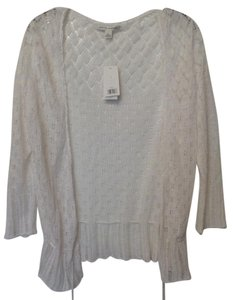 Banana Republic New New W/ Tags Large Cardigan Linen Sweater