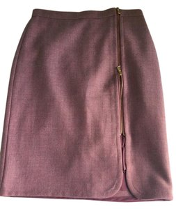 J.Crew Pencil Wool Skirt Rose Pink