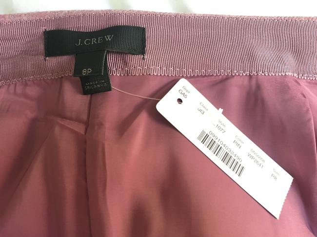 J.Crew Pencil Wool Skirt Rose Pink Image 1