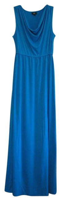 Preload https://img-static.tradesy.com/item/21147553/mossimo-supply-co-blue-cowl-neck-long-casual-maxi-dress-size-6-s-0-1-650-650.jpg