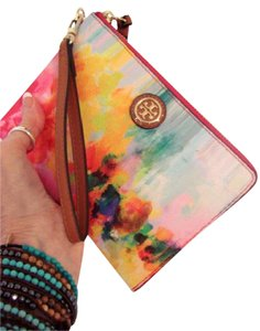 Tory Burch Wristlet in Multi