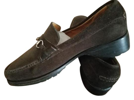 Preload https://img-static.tradesy.com/item/21147613/cole-haan-chocolate-brown-suede-loafers-flats-size-us-7-regular-m-b-0-3-540-540.jpg