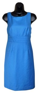 Banana Republic short dress Blue Petite Sleeveless Tank on Tradesy