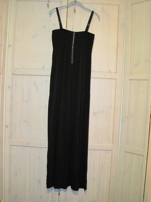 Black Maxi Dress by J.Crew Image 1