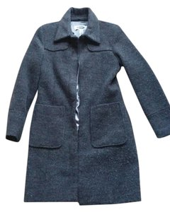 Old Navy Statement Wool Trench Trench Coat