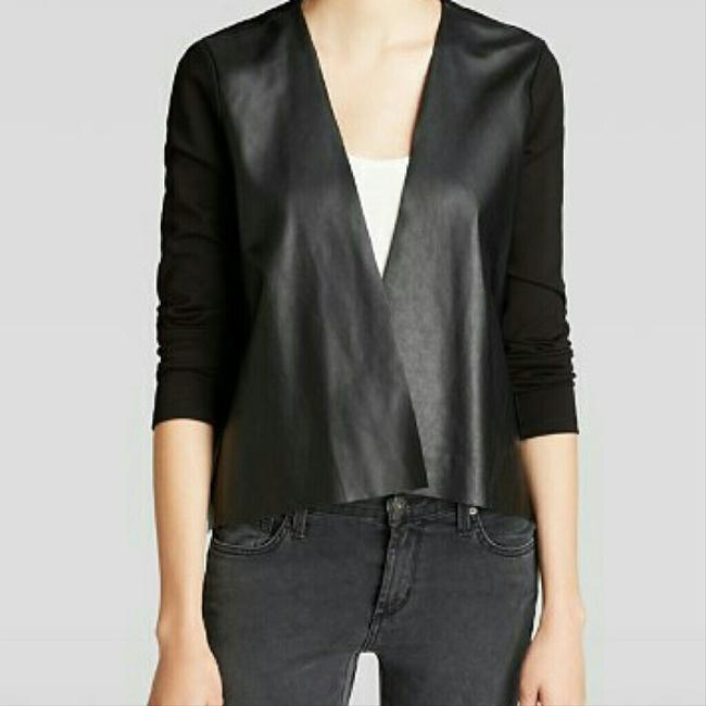 Graham and spencer leather jacket