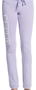 Wildfox Athletic Pants Purple