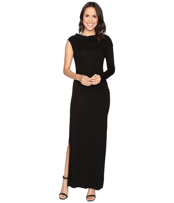 black Maxi Dress by Young Fabulous & Broke Elie Maxi Women Sale Image 0