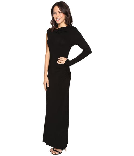 black Maxi Dress by Young Fabulous & Broke Elie Maxi Women Sale Image 2