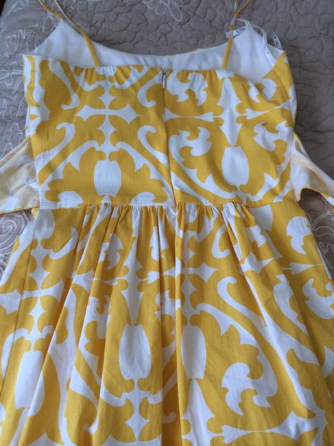 B. Darlin short dress Yellow Sun on Tradesy