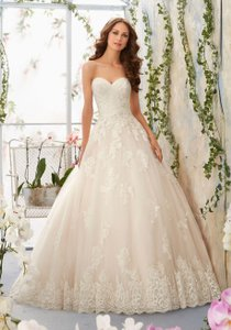 Mori Lee Mori Lee 5406 Wedding Dress