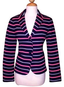 Gap Navy Blue, Grey, Pink Blazer