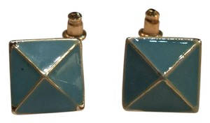Other Vintage Style Green Stud Earrings