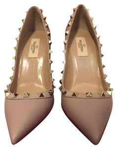 Valentino Rockstud Neutral Pumps