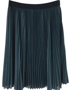 BCBGMAXAZRIA Skirt Dark Green