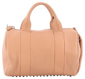 Alexander Wang Leather Satchel in Pink