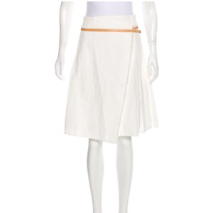 Burberry Skirt white