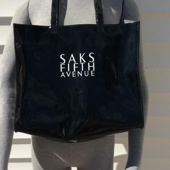 Saks Fifth Avenue Tote Image 2