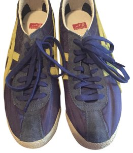 Asics Blue and yellow Athletic