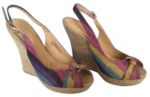Bamboo multi Wedges