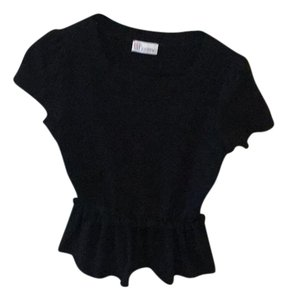 RED Valentino Top black