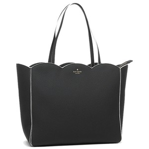 Kate Spade Leather Leewood Place Tote in BLACK