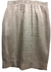 Balenciaga Skirt GOLD LAME