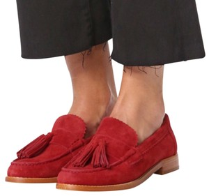 Kate Spade red Flats