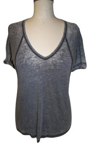 Free People Iconic T Shirt Steel Grey