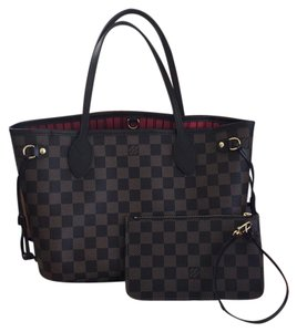 Louis Vuitton Tote in damier ebene