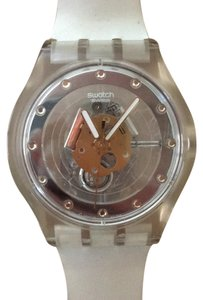 Swatch water resistant watch