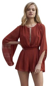 The Jetset Diaries Red Vacation Dress