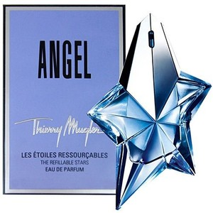 Thierry Mugler Angel Perfume by Thierry Mugler 1.7oz /50ml Refillable Woman.New.
