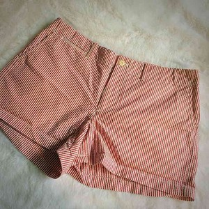 Polo Ralph Lauren Mini/Short Shorts Red and White