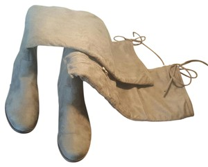 Journee Collection Taupe Boots