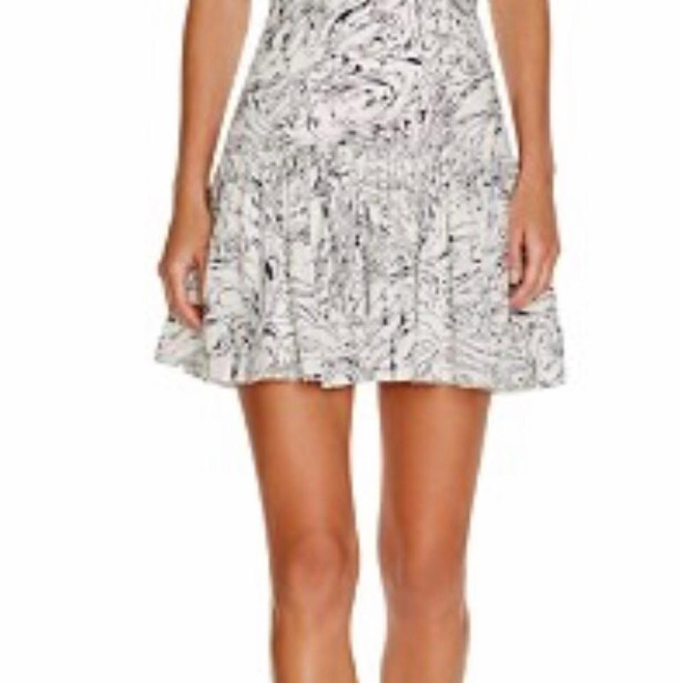 Parker Black Idk Short Cocktail Dress Size 8 (M) - Tradesy