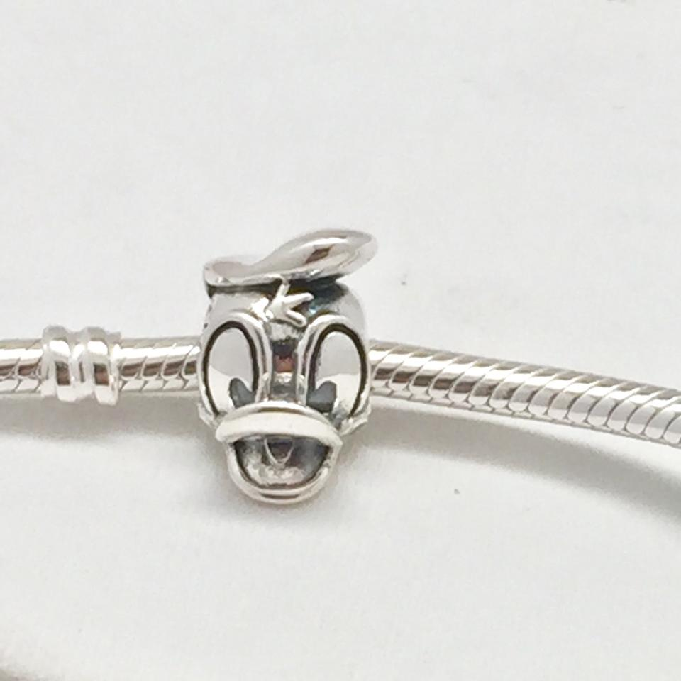 bf2cb0ad1 ... jewelry making accessories metal charm pendants s287 · pandora pandora  disney donald duck portrait image 0 ...