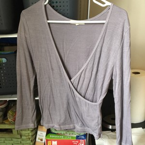 Truly Madly Deeply Top gray