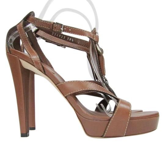 Preload https://item4.tradesy.com/images/gucci-taupe-lifford-385-brown-leather-platform-heels-sandals-size-us-85-regular-m-b-21152548-0-3.jpg?width=440&height=440