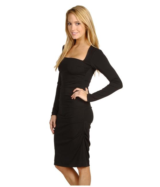 Nicole Miller Tucked Little Women Sale Dress Image 2
