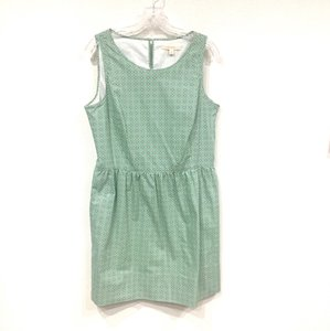 Brooks Brothers short dress Green, White, Yellow, Black on Tradesy