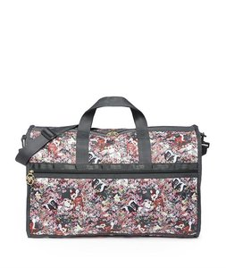 LeSportsac Bambi and Friends Travel Bag