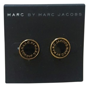 Marc by Marc Jacobs Marc by Marc jacobs logo stud earring