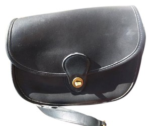 Coach Vintage Leather Spring Cross Body Bag