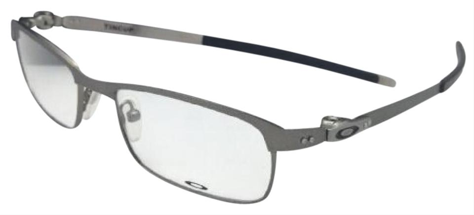 a8045d91e0 Oakley New OAKLEY Eyeglasses TINCUP OX3184-0450 50-17 135 Powder Steel  Frame Image ...