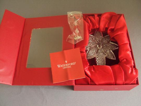 Waterford Waterford Crystal Star Ornament Christmas New In Box Image 2