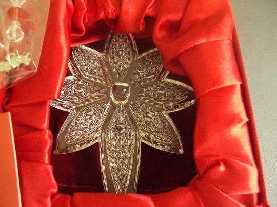 Waterford Waterford Crystal Star Ornament Christmas New In Box Image 3